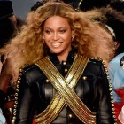 See the Terrifying Moment Beyoncé Almost Fell During Her Super Bowl Performance
