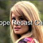 The Bold and the Beautiful (B&B) Spoilers: Casting Call Points to Hope Recast – Looking for Kim Matula's Replacement
