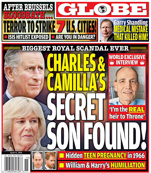 Kate Middleton Worried: Camilla Parker-Bowles' Secret Son Simon Dorante-Day Demands DNA Test To Prove Father Is Prince Charles