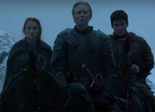 "Game of Thrones Spoilers Season 6 Episode 4 ""Book of the Stranger"" – Sansa Approaches The Wall, Little Finger Makes BIG Return!"