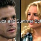 The Young and the Restless (Y&R) Spoilers: Luca Falls In Love With Summer – Ugly Breakup Looms As Hunter King Leaves for Sitcom?
