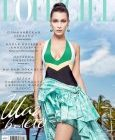 Bella Hadid Heats Up L'Officiel Russia's July/August 2016 Cover