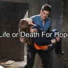 'Days of Our Lives' Spoilers: July 19 – Hope Heads to Hospital With Life-Threatening Injuries – Evil Andre Isn't Giving Up
