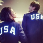 Ashton Kutcher and Mila Kunis Are Team USA's Cutest Fans