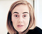 Adele Is Just as Flawless Without a Drop of Makeup on Her Face