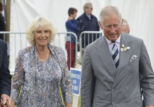 Prince Charles To Name Camilla Parker-Bowles Queen When He Ascends The Throne