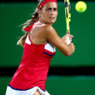 You Got Served! Tennis Player Monica Puig Wins First-Ever Gold for Puerto Rico