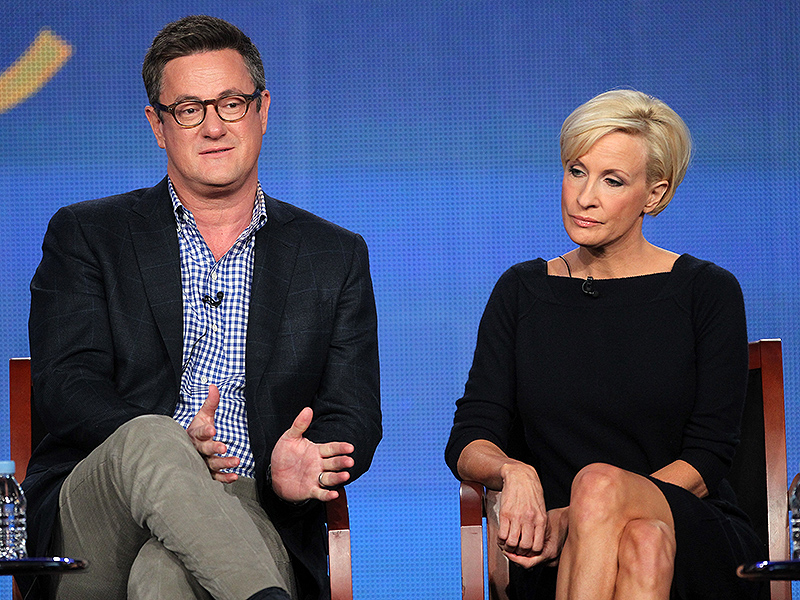 Donald Trump Claims Mika Brzezinski Is Joe Scarborough's 'Long-Time Girlfriend' as He Takes Aim at MSNBC Co-Hosts| 2016 Presidential Elections, TV News, Donald Trump, Joe Scarborough