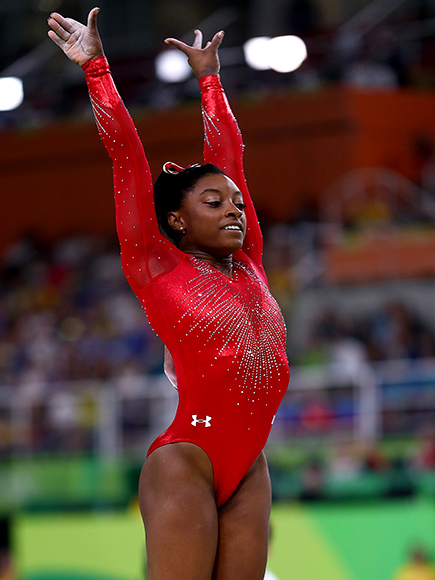 Gold Medals, Zac Efron and Cute Leotards: Simone Biles Talks to PEOPLE About Her 'Amazing' Olympics| Olympics, Summer Olympics 2016, Simone Biles