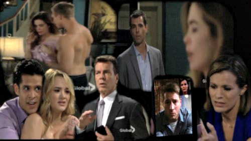 The Young and the Restless Spoilers: Luca Threatens To Kill Summer - Adam, Chelsea Trust Victor – Bill Interrupts 'Tricky' Love