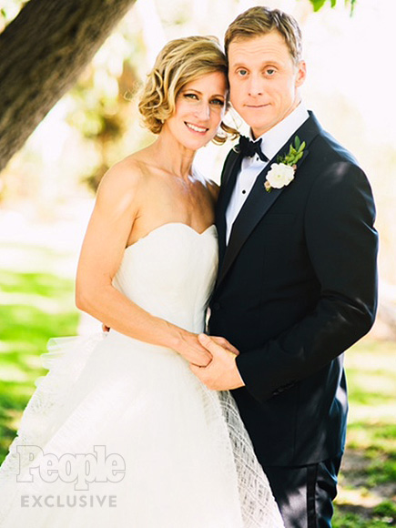 Alan Tudyk Marries Choreographer Charissa Barton