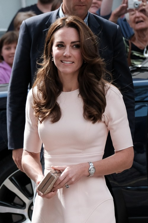 Kate Middleton Secret Breast Augmentation During French Summer Holiday - Duchess of Cambridge Bigger Bust?