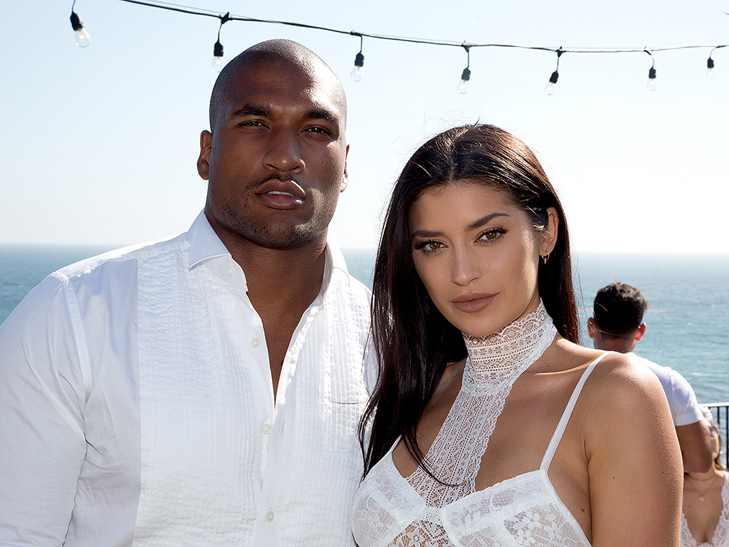 Nicole Williams and NFL Player Larry English Are Engaged!| Couples, Engagements, Marriage, People Picks, TV News