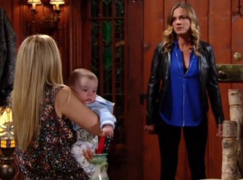 The Young and the Restless Spoilers: Adam's Death Forces Christian Reveal - Sharon Couples With Justin Hartley Recast?