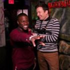 Kevin Hart and Jimmy Fallon's Haunted House Adventure Is Just as Terrifying as It Is Comical