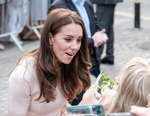 Kate Middleton's Celebrity Obsession: Duchess of Cambridge Nothing Like Princess Diana Says Vogue Editor