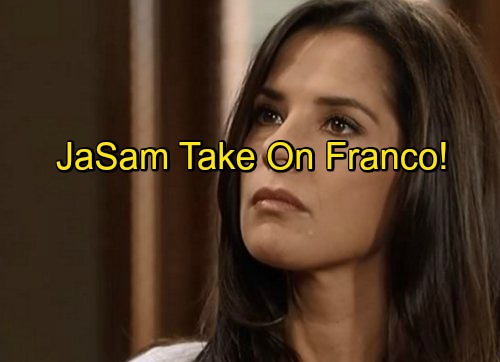 'General Hospital' Spoilers: Sam and Jason Banish Franco - Convicted Killer Fights to Be With Liz