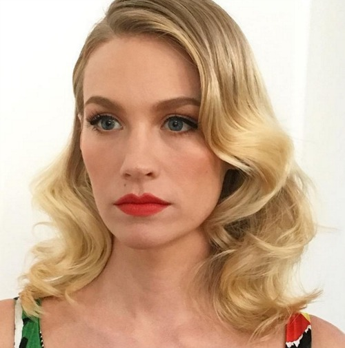 January Jones Breaks Silence Over Ashton Kutcher, Still Refuses To Name Identity Of Son Xander's Father