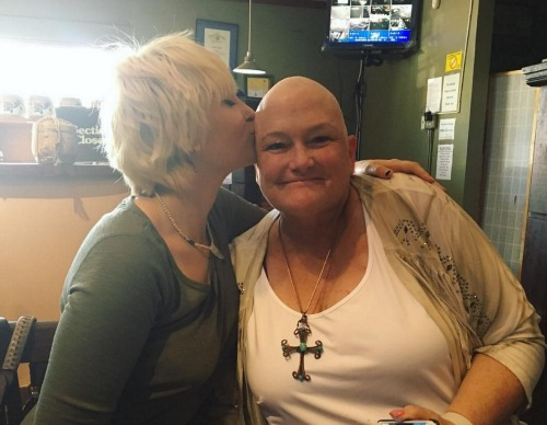 Paris Jackson and Debbie Rowe Show Love and Solidarity in The Face of Cancer