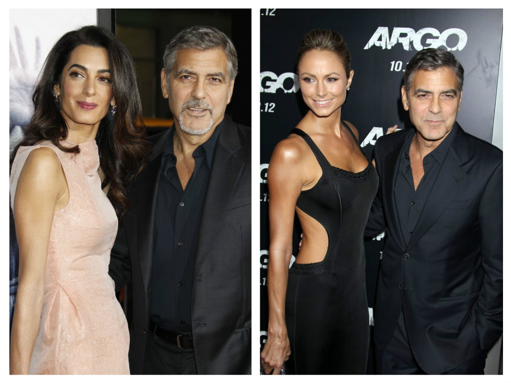 Amal Alamuddin Skips George Clooney's Casamigos Halloween Bash: Intimidated By Stacy Kiebler