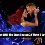 'Dancing with the Stars' Season 23 Week 9 Spoilers: Broadway ..