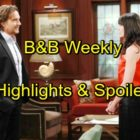 'The Bold and the Beautiful' Spoilers: Quinn and Ridge Runway Fight – Steffy Offered CEO Post To Dump Liam
