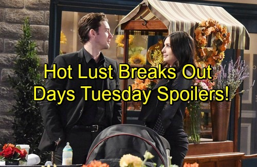 Days of Our Lives Spoilers: Kate Urges Chad to be with Gabi – JJ Opens Up to Rafe – Sonny's Plan For Adrienne's Choice