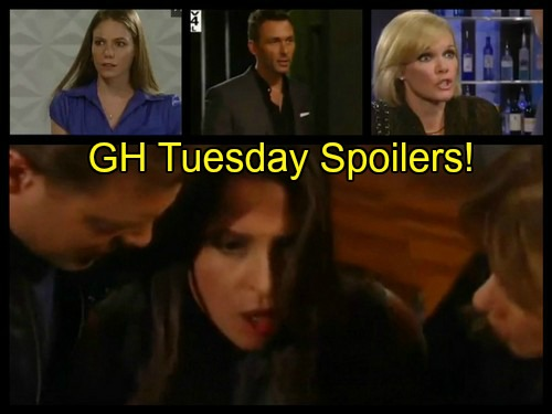 General Hospital Spoilers: Sam's Baby Miscarriage Drama – Ava Hides From Valentin Hit – Michael Confronts Nelle
