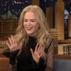 Nicole Kidman Not Over Jimmy Fallon Snub: 'The Tonight Show' Awkward Interview
