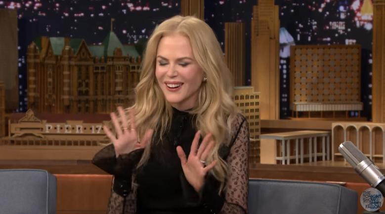 Nicole Kidman Not Over Jimmy Fallon Snub: 'The Tonight Show' Awkward Interview