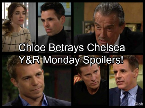 'The Young and the Restless' Spoilers: Chloe Betrays Chelsea, Gives Sharon a Sweet Surprise – Victor Warns Michael