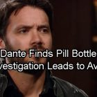 General Hospital Spoilers: Dante Discovers Morgan Pill Bottle in Robbery Evidence – Investigation Leads to Lucy and Ava