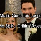 General Hospital Spoilers: Maxie and Nathan Broken By Extended Absence – New Love for Maxie With Hot Griffin