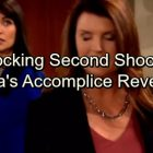 The Bold and the Beautiful Spoilers: Shocking Second Shooting Leaves Quinn's Life in Jeopardy – Sheila's Accomplice Revealed