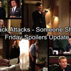 The Young and the Restless Spoilers: Friday, November 17 Update – Zack Loses It, Gunshot Rings Out – Dina Heartbreaking Diagnosis