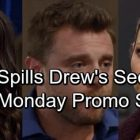 General Hospital Spoilers: Monday, December 11 Update – Kim Reveals Drew's Shocking Past Secrets – Jason Follows Traitor Trail